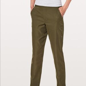 Lululemon City Trek Trouser NEW!